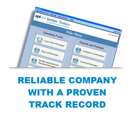 Reliable company with a proven track record